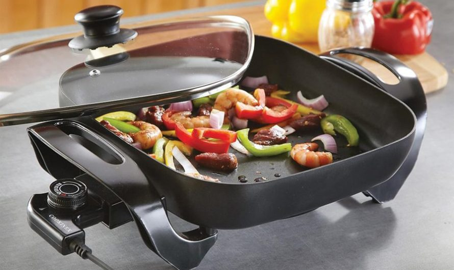 5 Best Electric Skillets( Easy Buying Guide+Reviews)