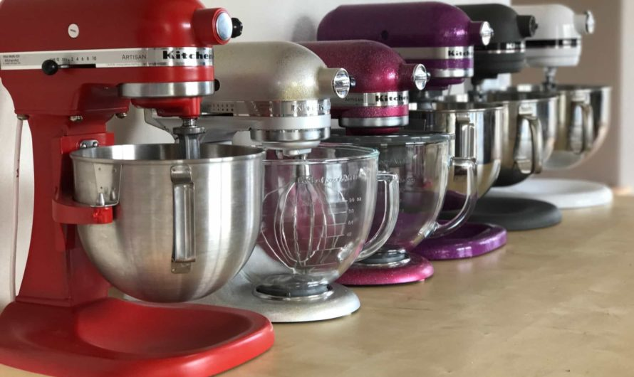 7 Absolute Best Stand Mixers In 2020(To Suit Each Taste)